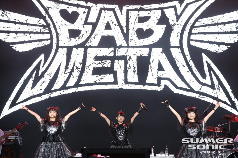 BABYMETAL | サマソニ2017 TOKYO LIVE REPORT