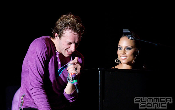 Coldplay & Alicia Keys