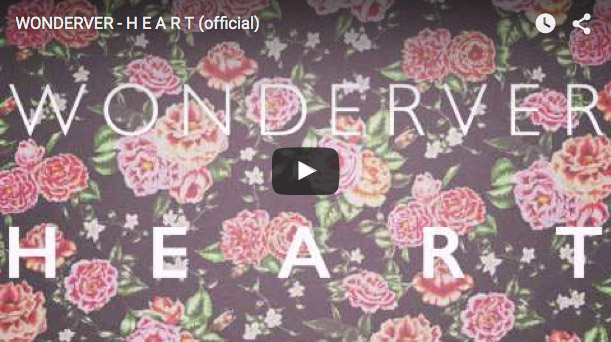 WONDERVER - H E A R T (official)