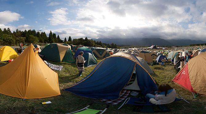 キャンプの準備、もう始めてる?朝霧持ち物リスト!!!