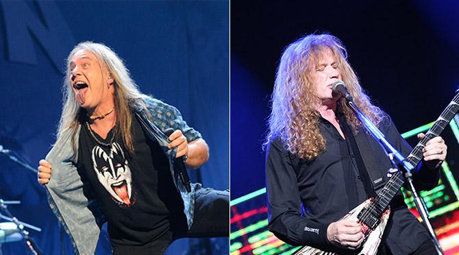ラウドパーク2015 ②日目ライブレポート ~Helloween & Megadeth~