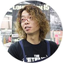 レコファン渋谷BEAM店 店長 小野勝さん