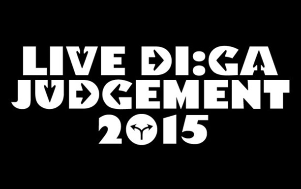 LIVE DI:GA JUDGEMENT 2015