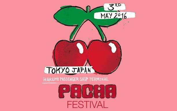 PACHA FESTIVAL TOKYO 2016 KICK OFF