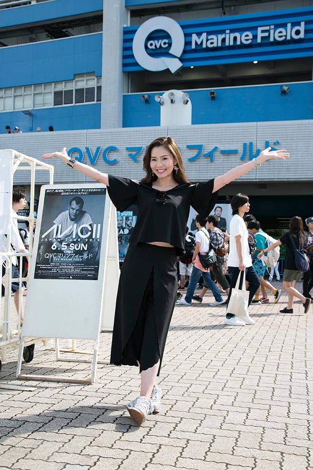 AVICII来日公演