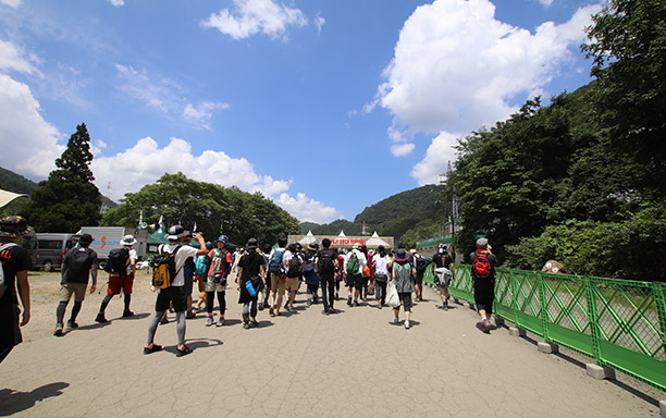 FUJI ROCK FESTVAL'16 3日目