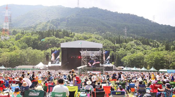 FUJI ROCK FESTIVAL'16 レポート