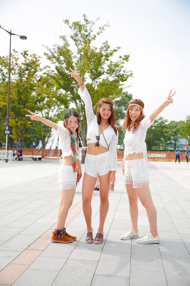 ULTRA JAPAN 2016 ファッションスナップ