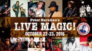 ピーター・バラカン主催フェス、LIVE MAGIC!がこだわりぬいてる!