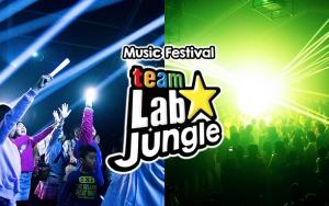 ミュージックフェスティバル チームラボジャングル