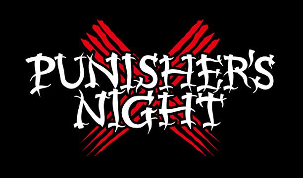 PUNISHER'S NIGHT 2017