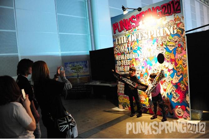 PUNKSPRING 2012