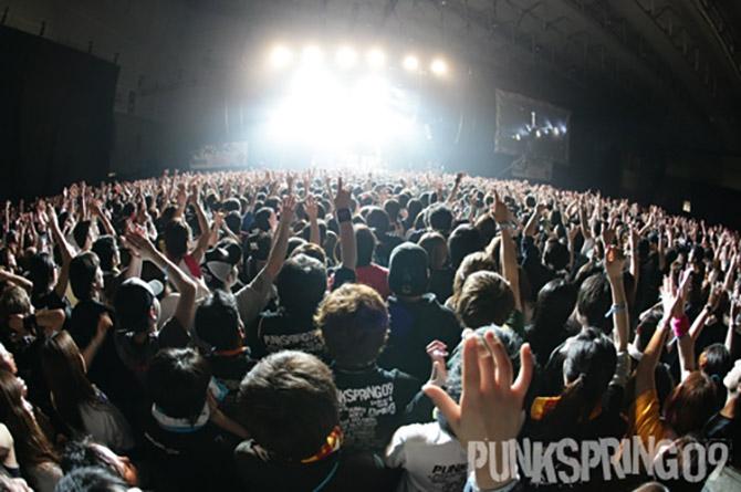 PUNK SPRING 2009