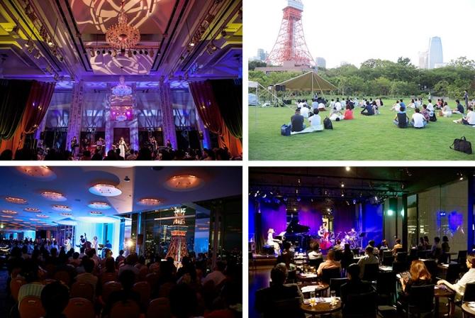 TOKYO MUSIC CRUISE 2017 会場の様子