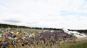 音楽とキャンプと自然を満喫するフェス!朝霧JAMレポート