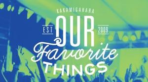 開催10周年を迎える岐阜「OUR FAVORITE THINGS 2018」第1弾でヨギー、CHAIら4組