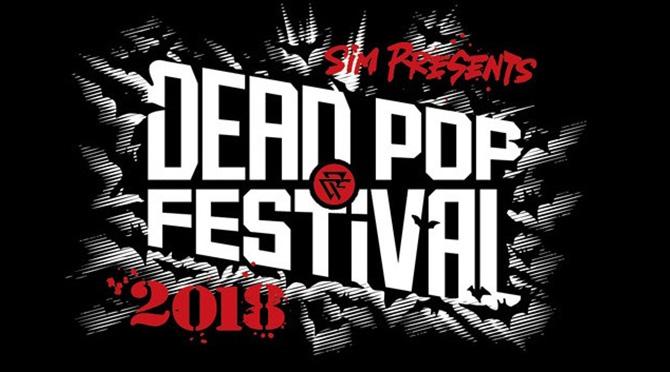 dead pop fest2018