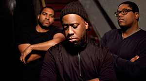 Robert Glasper Trio with DJ Jahi Sundance
