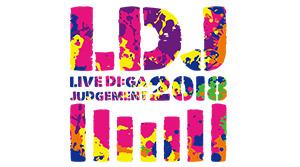 LIVE DI:GA JUDGEMENT 2018