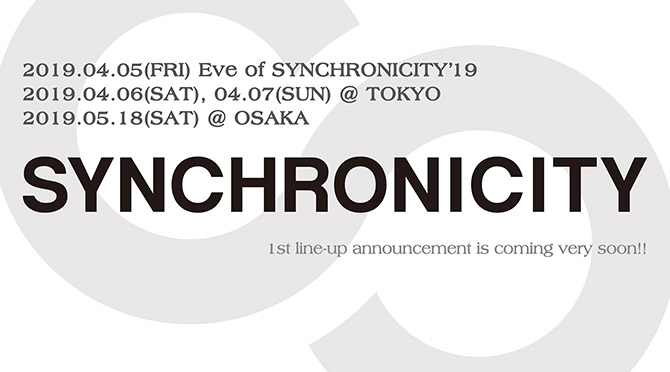 SYNCHRONICITY'19