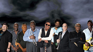 B.B. KING'S BLUES BAND featuring TITO JACKSON