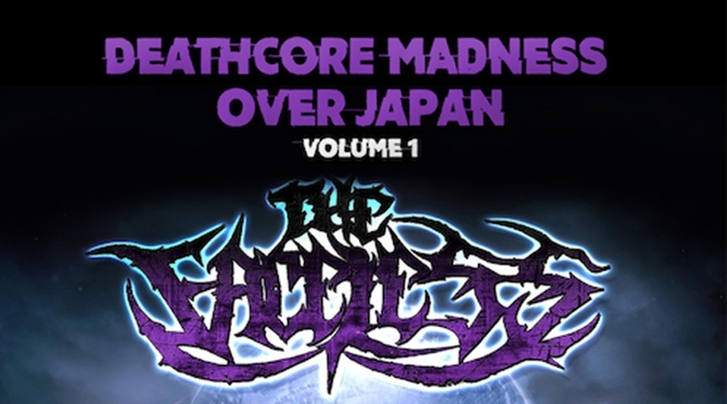 Deathcore Madness Over Japan Vol.1