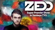 ZEDD、一夜限りの来日公演が決定!