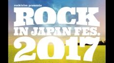 「ROCK IN JAPAN 2017」第3弾&日割り発表!B'z、Suchmos、ももクロら31組追加