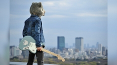 MAN WITH A MISSION、Jean-Ken Johnnyがフェンダー動画シリーズに出演!
