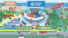 【サマソニ東京】会場エリアMAPを公開