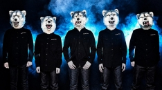MAN WITH A MISSION、全国ツアーの追加公演が決定!12月にたまアリで開催