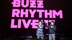 「バズリズムLIVE 2017」初日ライブレポート到着!4時間超の熱いパフォーマンスを披露