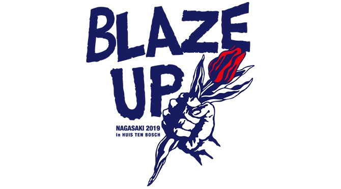 BLAZE UP NAGASAKI 2019 in HUIS TEN BOSCH