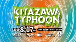 KITAZAWA TYPHOON2019