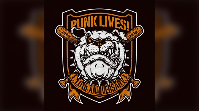 PUNK LIVES!2019