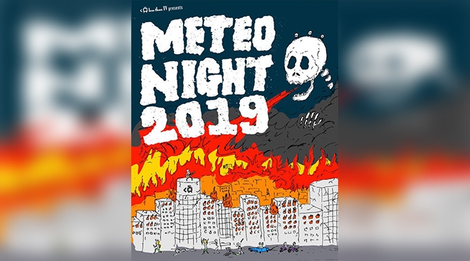 METEO NIGHT 2019