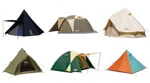 【保存版】キャンプフェスやグランピングにも!構造別おすすめテント18選