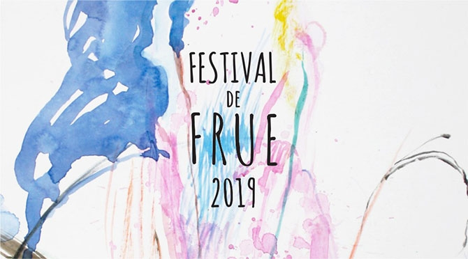FESTIVAL de FRUE2019