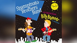 SPAMPINATO BROTHERS BAND with Special Guest BILLY BREMNER