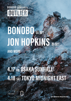 Bonobo / Jon Hopkins