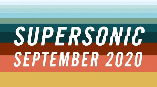 「SUPERSONIC」来年への延期が決定