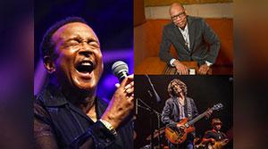 Muscle Shoals Soul Revue featuring Willie Hightower, Charles Hodges & Scott Sharrard