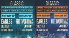 「The Classic」アメリカで開催!イーグルス、フリートウッド・マック、ドゥービー・ブラザーズ、スティーリー・ダンらが出演決定