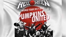 ハロウィン来日公演が決定!歴代メンバー共演の「PUMPKINS UNITED TOUR」